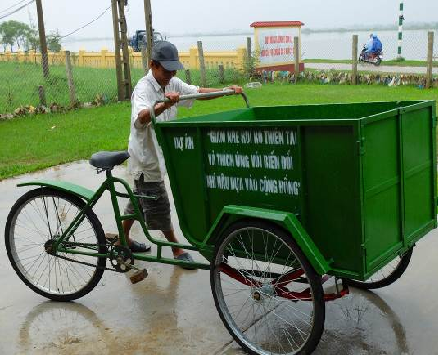 Greener approach to waste in Thua Thien Hue Communes1