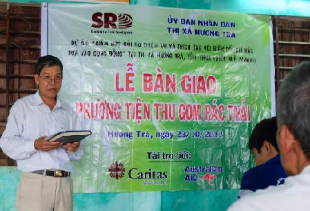 Greener approach to waste in Thua Thien Hue Communes2