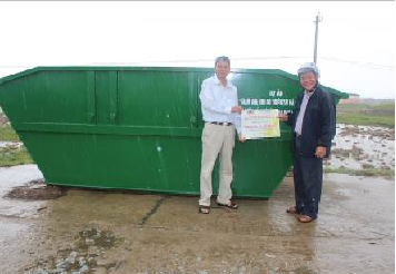 Greener approach to waste in Thua Thien Hue Communes3