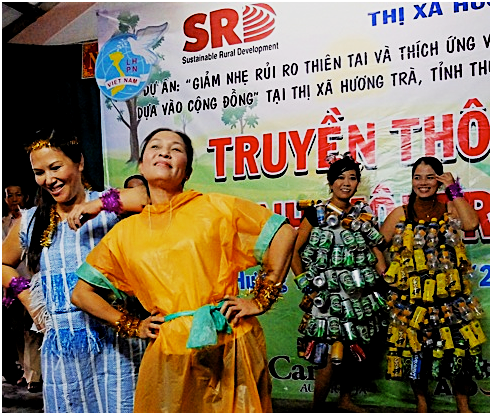 Thua Thien Hue project says yes to clean and green roads and no to climate change 2